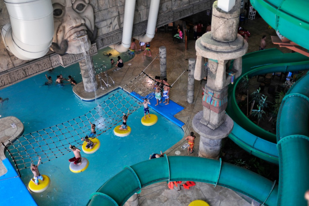 Wisconsin Dells Mt Olympus Theme Amp Water Park